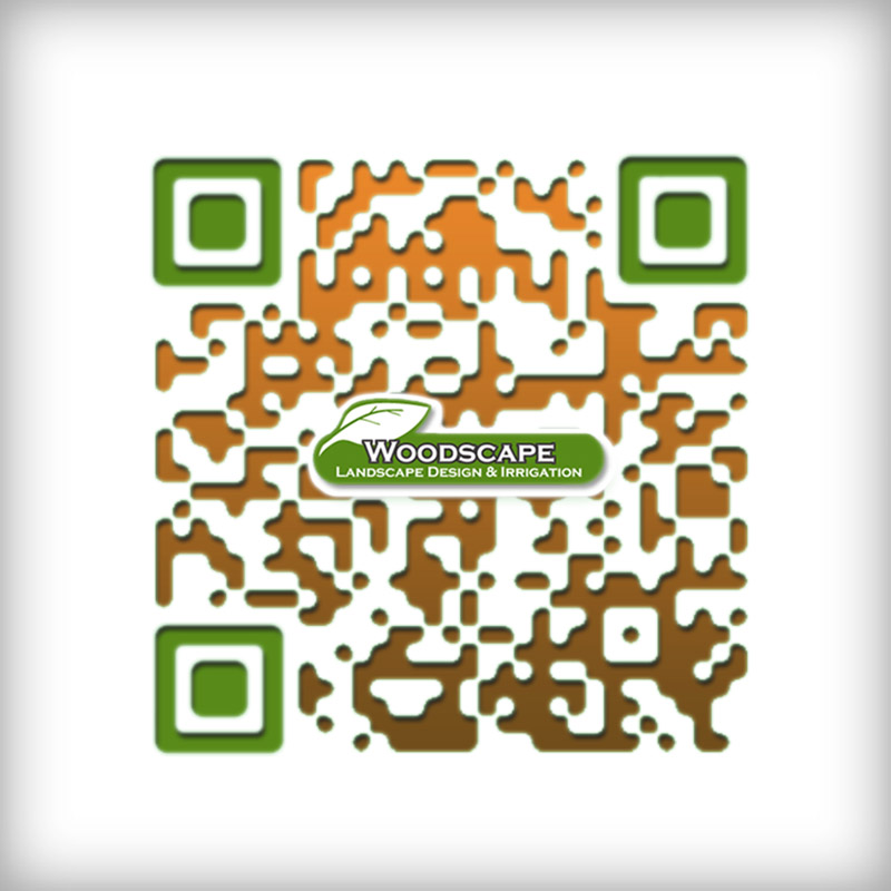 Woodscape Custom QR