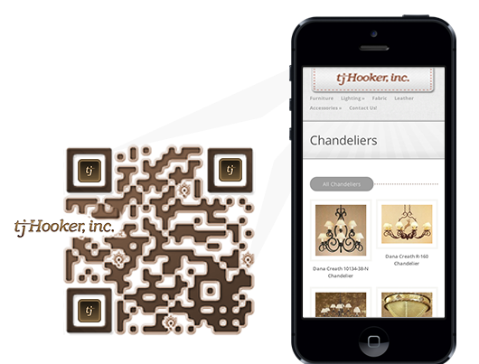 Furniture Mobile QR