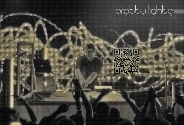 Pretty Lights QR