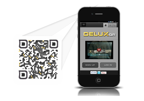 QR Code and Landing Video